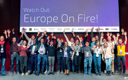"""EYA Festival in Graz """"Watch out : Europe on fire"""": Digi Tech die bewältigt, nicht überwältigt"""