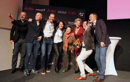 iab austria und Creativ Club Austria räumen bei alpha awards mit neuen Konzepten ab