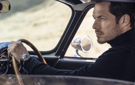 Die Cashmere-Marke N.Peal vertraut für Werbespot im James-Bond-Look auf die Wiener Agentur move121