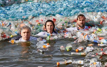 Plastikmüll: Österreicher sehen Wirtschaft in der Pflicht