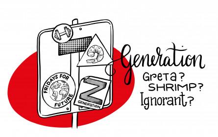 Generation Greta? Shrimp? Ignorant?