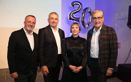 Linzer Kommunikationsagentur feierte 20 Jahre