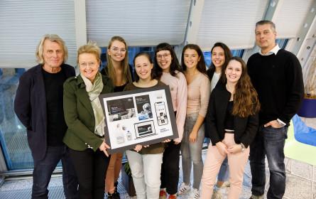 Werbe Akademie des WIFI Wien: Studenten pitchen um Image-Kampagne