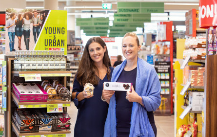 Young & Urban by Spar bringt neuen Trend im Süßwarensortiment