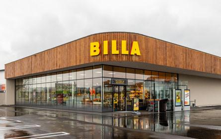 Volles Leben in der neuen Billa-Filiale in Werndorf
