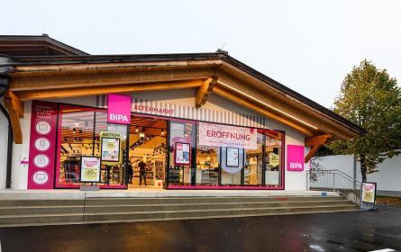 Neueröffnung: Bipa Filiale Altenmarkt im Pongau