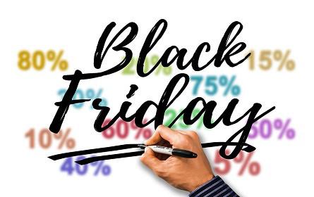 Black Friday Sale: Ein Vergleich in der D-A-CH-Region