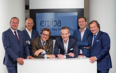 Vorstand des event marketing boards austria (emba) einstimmig wiederbestellt.