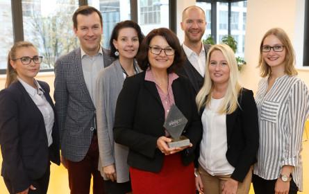 Die Bank Austria trägt sich in die Riege der Impact-Sieger im Jahr 2019 ein