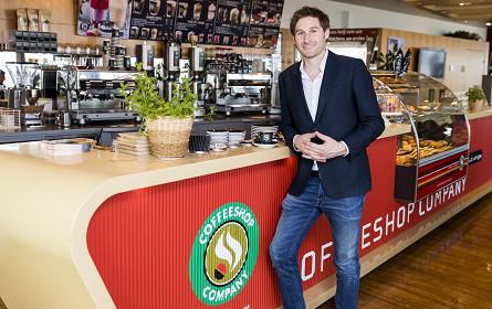 Coffeeshop Company expandiert weiter