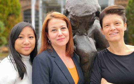 Noch mehr Frauen-Power für die Metastadt