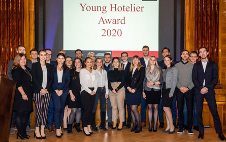 Kick-off für den Young Hotelier Award 2020