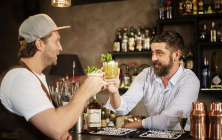 Außergewöhnliche Drinks mit dem neuen Rye Whiskey