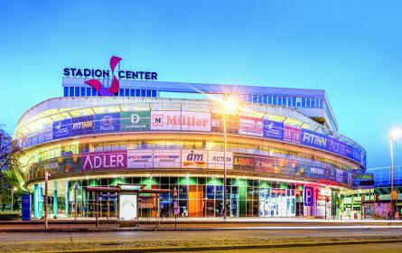 Stadion Center: Toller Start ins Weihnachtsgeschäft
