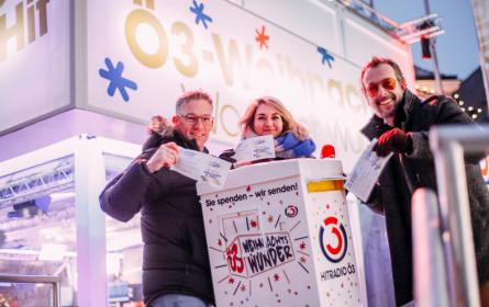 Ö3-Weihnachtswunder 2019: Das große Spendenfest live aus Villach