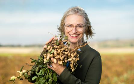 Österreich-Premiere zu Nikolo: Ja! Natürlich Bio-Erdnüsse aus dem Weinviertel