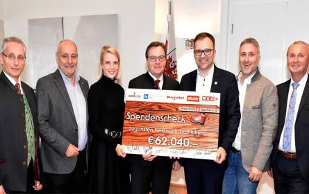 café+co Wirtschaftswanderung erzielte Spendenrekord