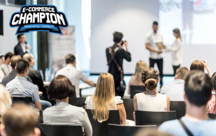 E-Commerce Champion: 60 Nominierte in 6 Kategorien stehen zur Wahl