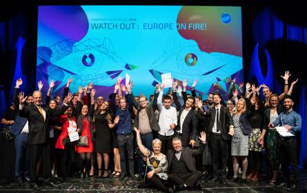 Ligence rettet Herzen mit künstlicher Intelligenz und siegt beim European Youth Award Festival