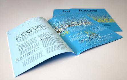 Im Eldorado der Bits and Bytes FH-Magazin future zum Thema Big Data