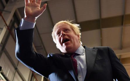 Britischer Wahlkampf: Johnson stellt Finanzierung der BBC infrage