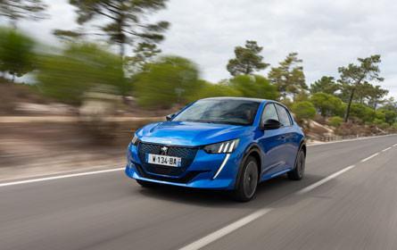 Auszeichnung für Peugeot 208