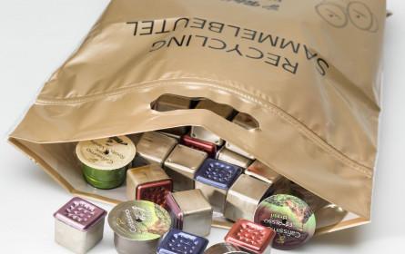 Tchibo zieht Umweltbilanz für Kapselrecycling: Kaffeekapsel steckt voller Energie