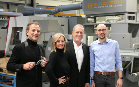 Melzer PR Group mit neuem Kunden Innotech