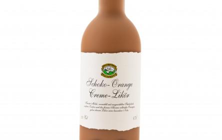 Schoko-Orange-Creme-Likör – ein überraschender Genuss