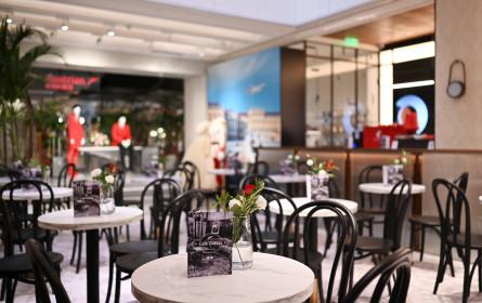 Shanghai fliegt auf Wiener Kaffeegenuss