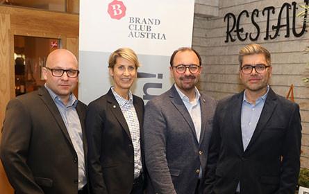 Brand Club Austria mit Programmvorschau.