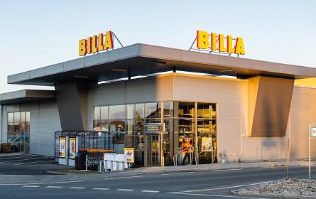 Volles Leben in der neuen Billa-Filiale in Michelhausen bei Tulln
