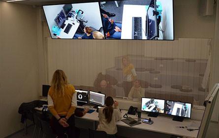 FH Wiener Neustadt: Eye Tracking Studie für den guten Zweck