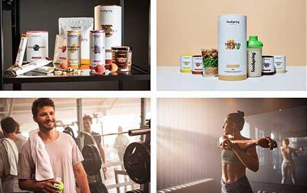Foodspring hebt (Sport-)Nahrung auf das nächste Level
