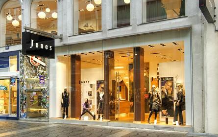 Wiener Modefirma Jones wird fortgeführt