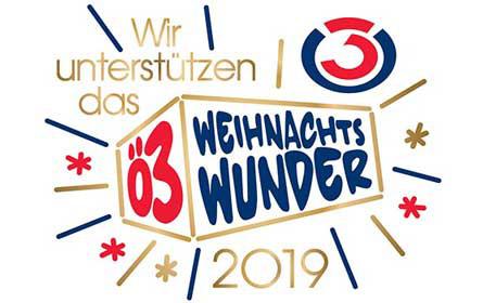 Ö3-Weihnachtswunder 2019 startet