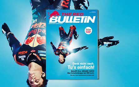"""The Red Bulletin"" gewinnt beim International Creative Media Award"
