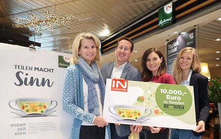 """10.000 Euro für """"Suppe mit Sinn"""""""
