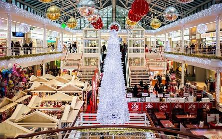 Neue Weihnachtsgeschäft Umfrage bestätigt Umsatzprognose