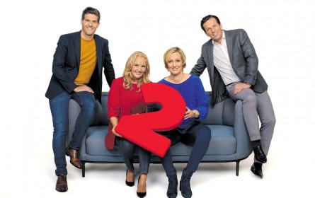Studio 2 auf ORF2 ist on air