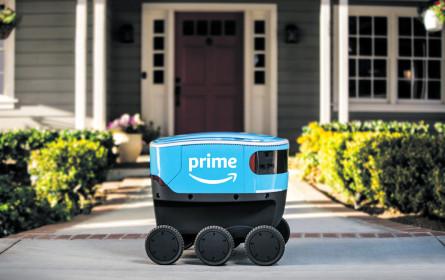 Amazons Roboter sind unterwegs