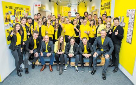 Alle Zeichen stehen auf Gelb