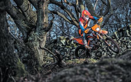 KTM liegt erstmals vor Harley-Davidson