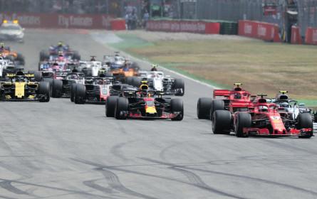 Formel1 zurück auf Sky