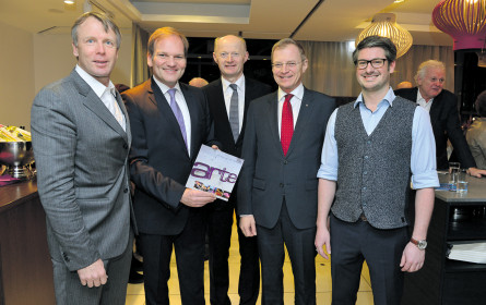 arte Hotel Linz eröffnet