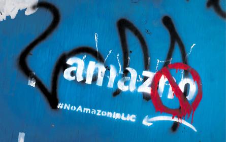 Amazon im Gegenwind