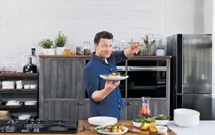 Interspar mit Jamie Oliver