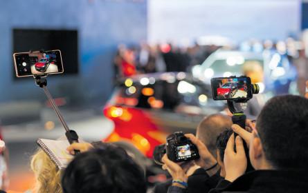 Der Genfer Autosalon elektrisiert die Besucher