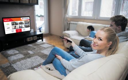 Hybrides Fernsehen