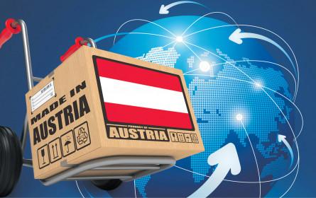 Außenhandel ist klar im Aufwind